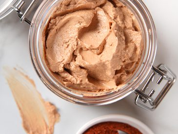 Pumpkin & Clay Face Mask DIY