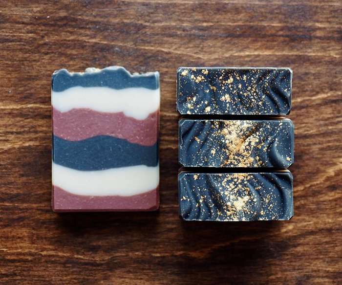 Ojai Botanika Cozy Sweater Soap