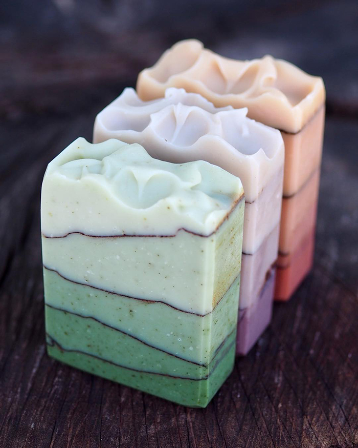 Ojai Botanika Soap Collection